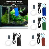 Pompa Dell'aria Dell'ossigeno Del Filtro Dall'acquario Di USB Per Il Carro