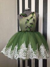 Bridal Lace trim Ivory Light 8 inch /20 cm,Wedding heavy corded,Dense pattern A+