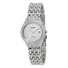 Citizen Silhouette Crystal Ladies Watch EW2320-55A