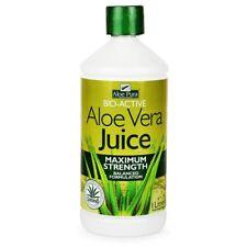 Aloe Pura Aloe Vera Juice Maximum Strength 1 Litre