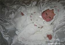 Crochet pattern for Baby/Reborn MPN CRO113:Fondant by Frandor Formats