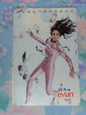 Brand New Evian Notebook for cheap sale *Free Postage
