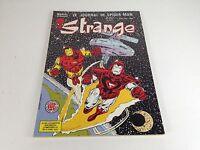 COMICS  EO REVUE STRANGE N° 221 1988 marvel lug