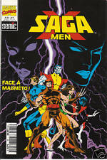 X MEN SAGA   N° 22  SEMIC  MARVEL
