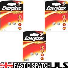6 Lr44 Energizer Alcalina moneda baterías 357 Ag13 A76