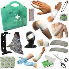 GRANDE 1-100 dipendente FACTORY emergenza medica bs8599 KIT PRONTO SOCCORSO 210 PEZZI