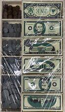 Melissa & Doug Play Money Set Ages 3+