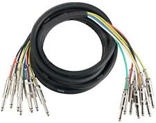 PRONOMIC MULTICORE MULTIPAIR STAGE CABLE SNAKE CABLE DJ PA STAGE STUDIO LIVE 3M