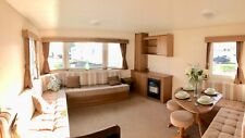 Pre-owned static caravan for sale in north wales with indoor swimming pool