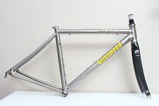Litespeed Siena Road Bike USA Small FrameSet 2005 sloping geometry Titanium 700c