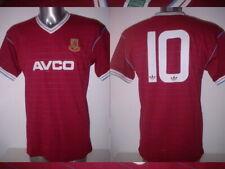 West Ham United Cottee Medium BNWT Retro Shirt Jersey Football Score Draw New
