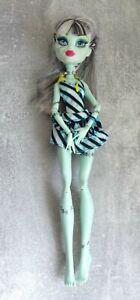 Mattel Monster High Frankenweenie ca 27cm guter Zustand