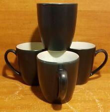 """Sango SENSATIONS BLUE Mug set of 4, 4"""", 4903"""