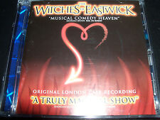 The Witches Of Eastwick Original London Cast Soundtrack OCR CD – Like New