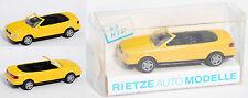Rietze 10440 Audi Cabriolet (B4, Typ 8G) gelb 1:87