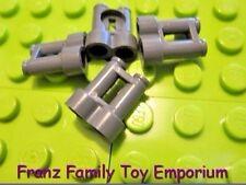 LEGO x4 Star Wars Dark Bluish Gray Town Binocular Part from 7261 7778 10179 4504