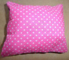 New Pink Spot Design Catnip Cushion - Cosmic Kitty Catnip Handcrafted Charity