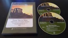 From Yao To Mao: 5000 Years Of Chinese History - Part 1 (DVD, The Great Courses)