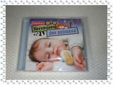 Cd Berceuses des Animaux Fischer Price 16 Morceaux Neuf