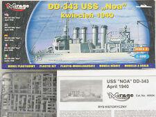 Mirage 40604 DD-343 USS Noa April 1940 1/400 NEU! OVP 1607-15-76