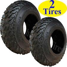 2) 25x8.00-12 25/8.00-12 25/800-12 25/8-12 Kenda K530 Pathfinder ATV Tire 4ply