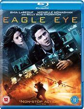 Eagle Eye [Blu-ray] [2008] [DVD][Region 2]