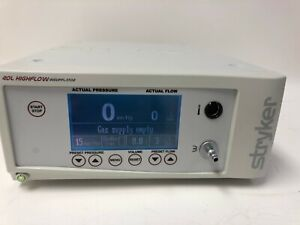 Stryker 40L High Flow Insufflator  620-040-504 Endoscopy