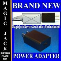 FIX YOUR MAGIC JACK PLUS EXPRESS PHONE SYSTEM 5 V USB Power Adapter Wall Charger