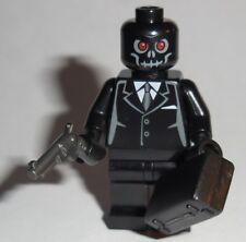 BATMAN #13 Lego The Black Mask w/acc's NEW custom Genuine Lego Parts