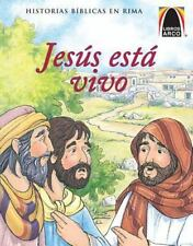 Historias Biblicas en Rima: Jesus Esta Vivo by Jeffrey E. Burkart (2014,...
