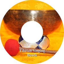 The Sounds of Tibetan Singing Bowls Relaxation Meditation Healing Stress Relief