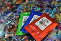Pokemon Card Sealed Fat Pack ☆ 30 Cards per pack with Ultra Rare or Foil Rares