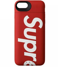 SUPREME MOPHIE IPHONE 7 / IPHONE 8 JUICE PACK AIR CASE RED BNIB
