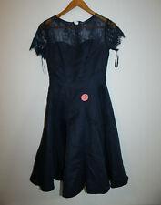 Kleid Chi Chi London Damen Lilo Partykleid Gr. 36 (F890-R28)