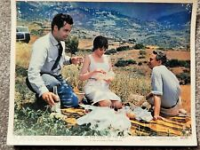 In The Cool Of The Day (1963 Jane Fonda, P Finch) Original Movie Still 8 X 10