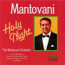 New: HOLY NIGHT-Mantovani Orchestra CASSETTE