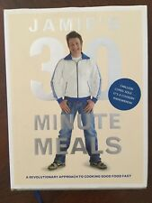 Jamie Oliver - Jamie's 30 Minute Meals full hardback book - great condition!