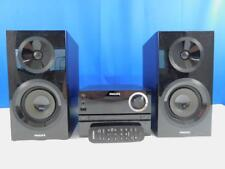 Philips BTM2360 Mini Stereoanlage Bluetooth CD MP3 USB Laden UKW 70W schwarz