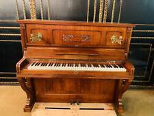 Jugendstil Klavier - alles neu gestimmt - wunderschöne Optik!
