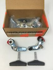 NEW OLD STOCK CODA Dia-Compe ICE BLUE Cantilever Front & Rear Brakes NEW IN BOX