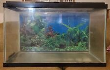 30 Gallon Fish Tank with pump aerator and all parts. Great condition!