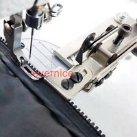 Adjustable Zipper Guide Attachment New Style For Home And Industrial Sewing Mach