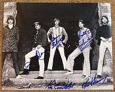 THE DAMNATON OF ADAM BLESSING Signed Autographed 8x10 B&W PHOTO w/ COA RARE!