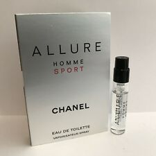 Chanel Allure Homme Sport Edt sample 2ml