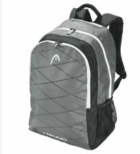 HEAD Performance Ski Day Pack Backpack NWT Black Gray Bag All Sport Tote