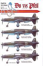 EagleCal Decals 1/48 DORNIER Do-335 PFEIL German WWII Fighter