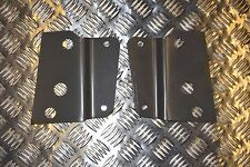 FORD ESCORT MK2 MARK 2 CHASSIS LEG BUMPER REINFORCING/STRENGTHENING BRACKET X2