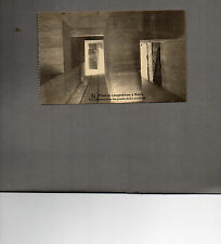 WW1 German Gun Bunker System at Leugonboom A moere Belgium unposted card