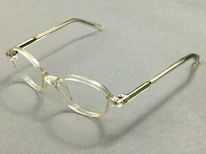 Warby Parker ELI Clear Acetate Eyeglass Frame
