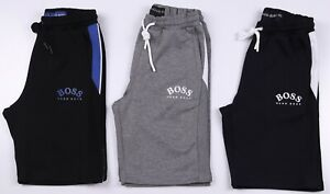HUGO BOSS 'CURVED LOGO' SHORTS - NEW FOR 2021 - SPECIAL OFFER£££%%%%%%